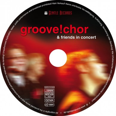 Label Groove 387 387 90
